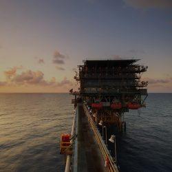 Iranian Oil Spill